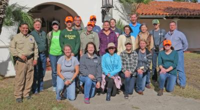 Image of CLfT participants in Texas