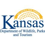 Kansas Parks Wildlife and Tourism Logo