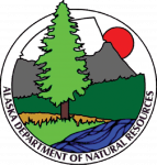 Alaska Department of Natural Resources logo